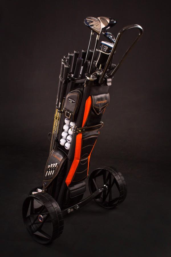 Prestižní golfové vybavení z vás udělá krále greenu