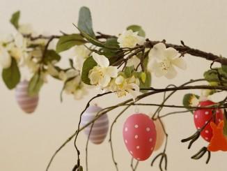 Velikonoční dekorace, které zvládnou i děti
