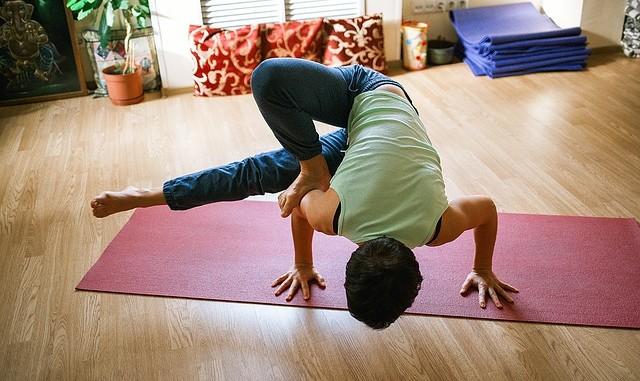 Posilte s hot jógou nejenom svůj imunitní systém!