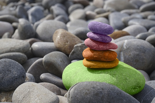 Balancing – na zahradě vypadá dokonale!
